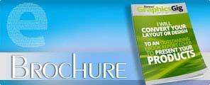 e-brochure designing